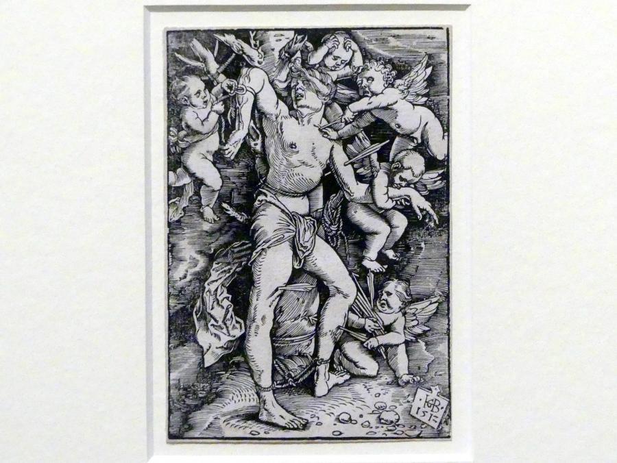 Hans Baldung Grien: Der kleine heilige Sebastian, 1512