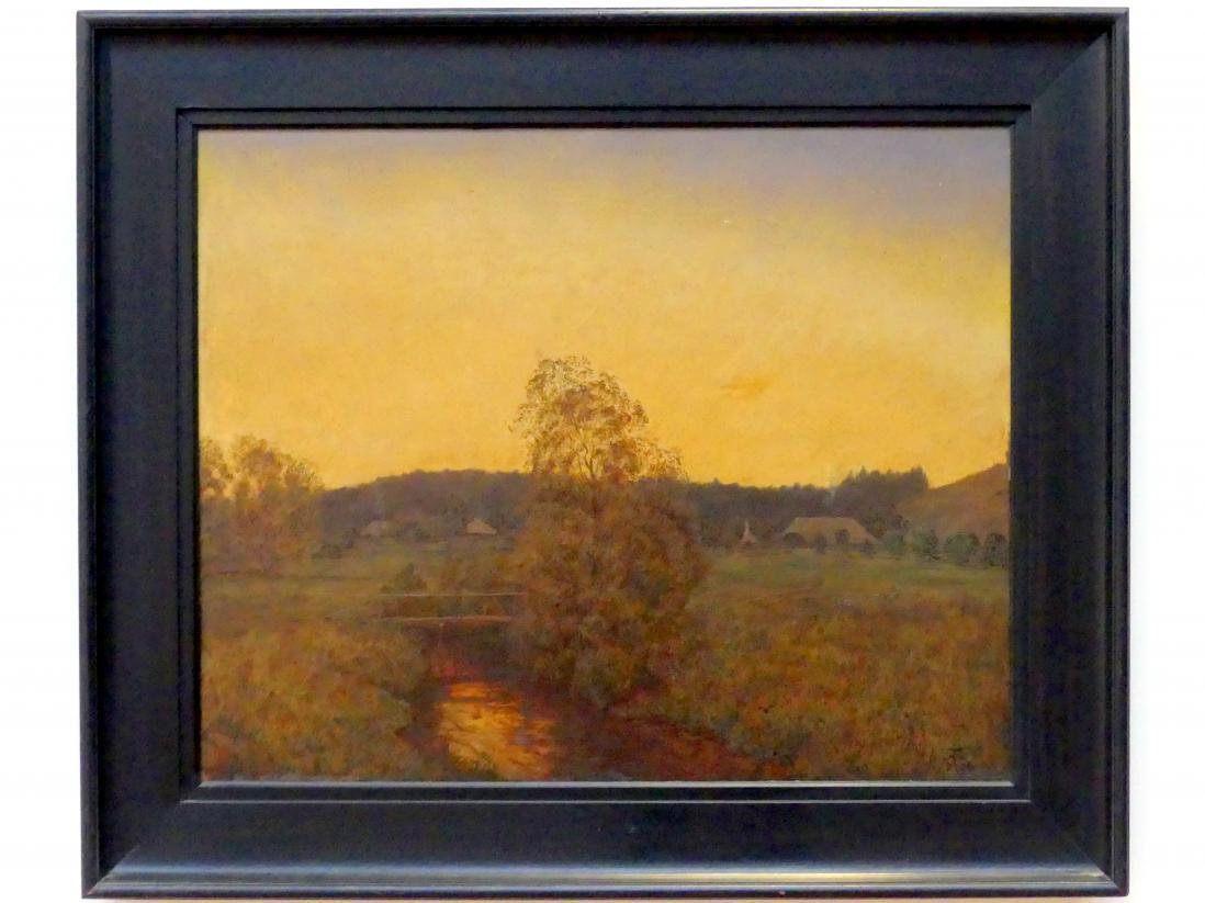 Hans Thoma: Der Abendstern, 1906
