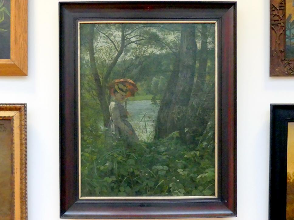 Hans Thoma: Im Sonnenschein, 1867