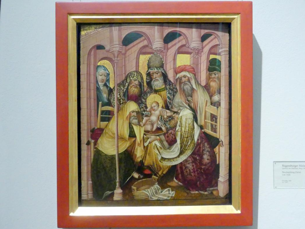 Beschneidung Christi, um 1420