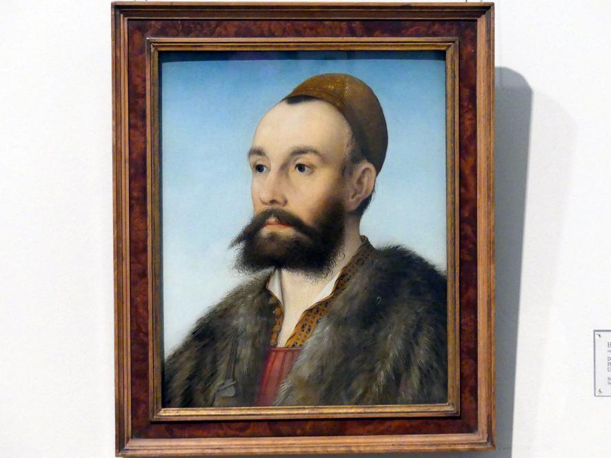Hans Maler zu Schwaz: Der Augsburger Kaufmann und Patrizier Anton Fugger, um 1525