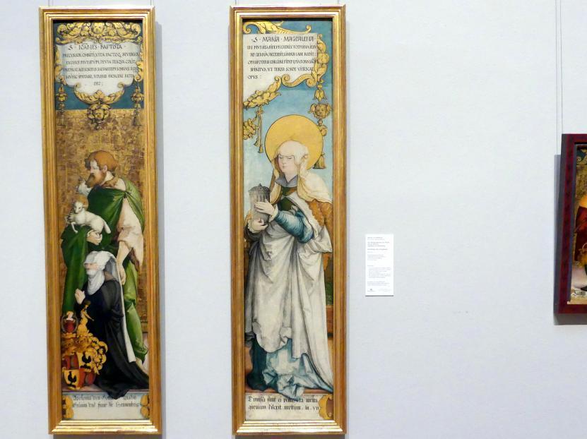 Meister von Meßkirch: Die Heilige Maria Magdalena, um 1538