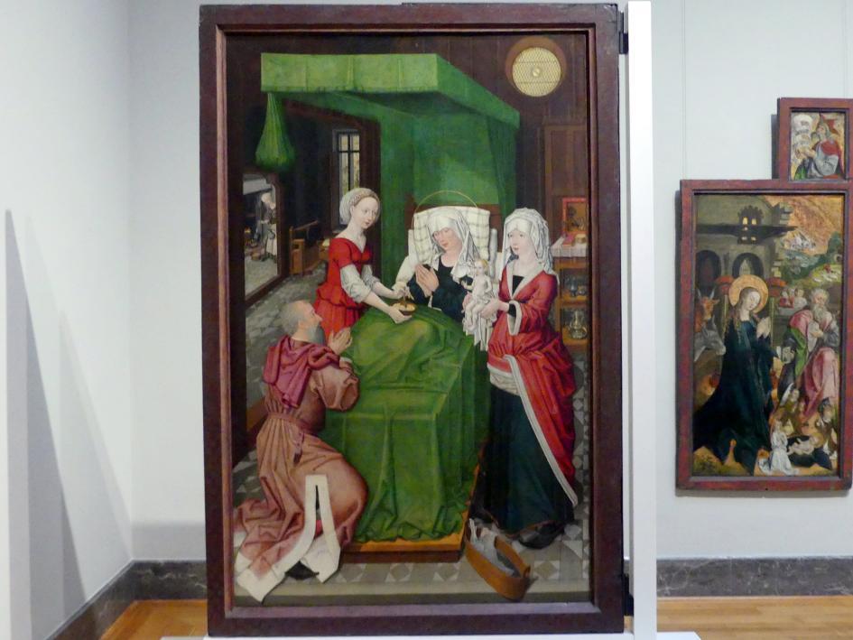 Die Geburt Mariä, 1489