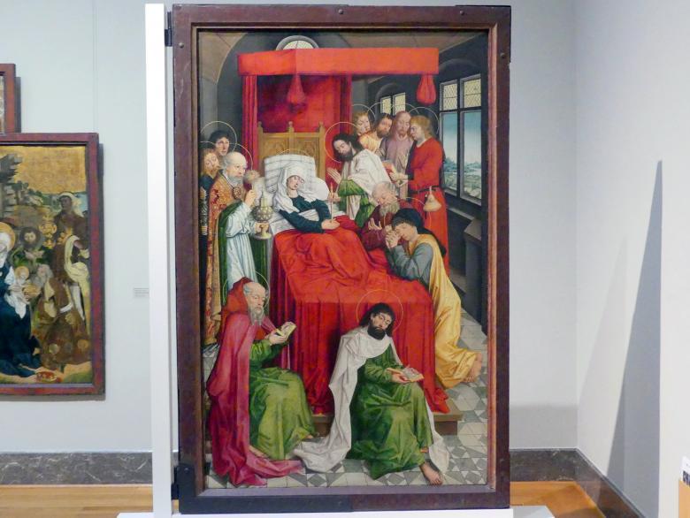 Der Tod Mariä, Undatiert