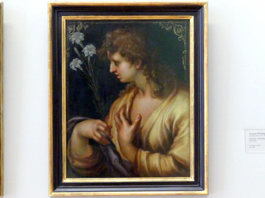 Jacques Bellange: Engel der Verkündigung, um 1610