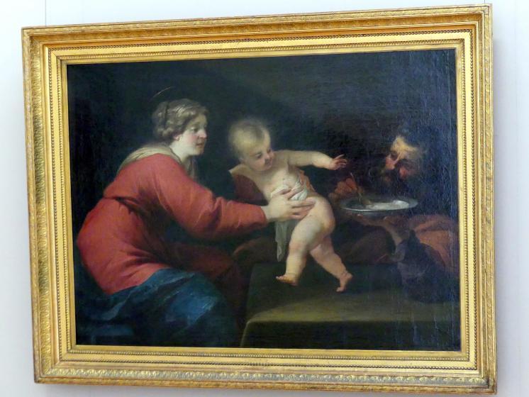 Jacques Blanchard: Die Heilige Familie, 1630 - 1631