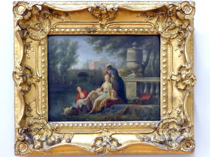 Claude Joseph Vernet: Die Toilette der Türkin, um 1755