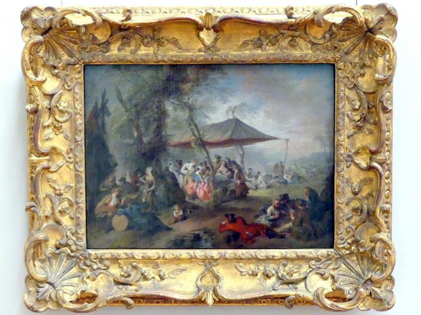 Jean-Baptiste Pater: Freuden des Soldatenlebens, 1730 - 1735