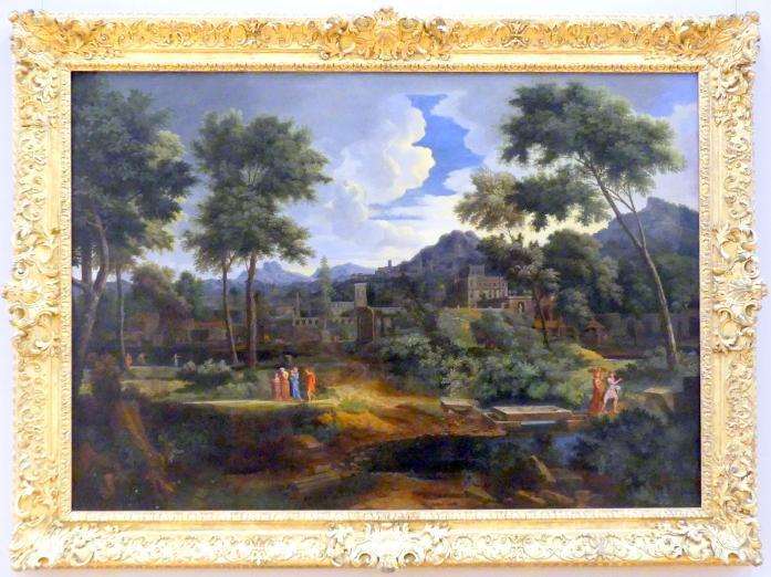 Francisque Millet (Jean-François Millet, Millet I): Klassische Landschaft, um 1670