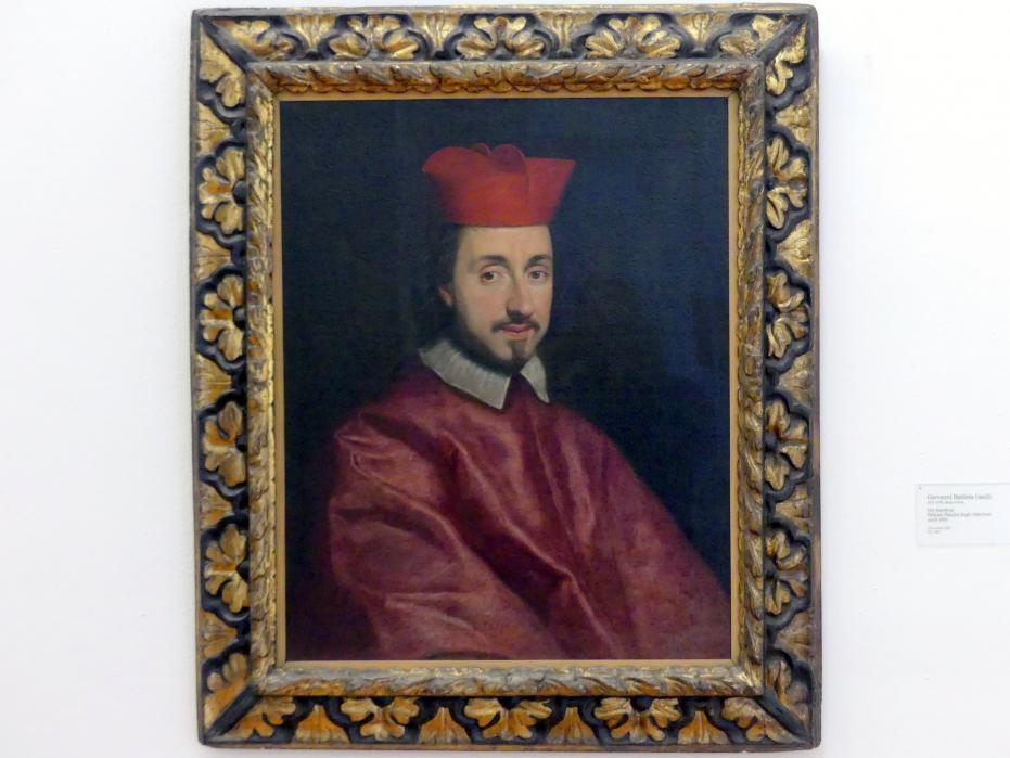 Giovanni Battista Gaulli: Der Kardinal Paluzzo Paluzzi degli Albertoni, nach 1665