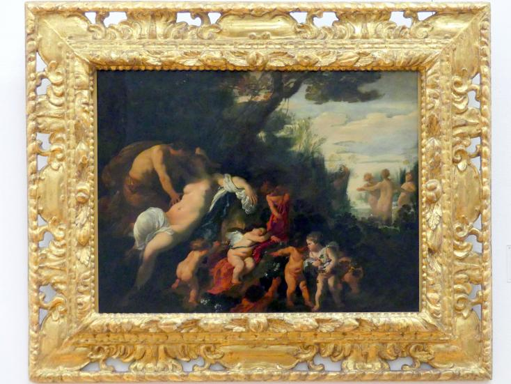 Johann Liss: Venus und Adonis, um 1621