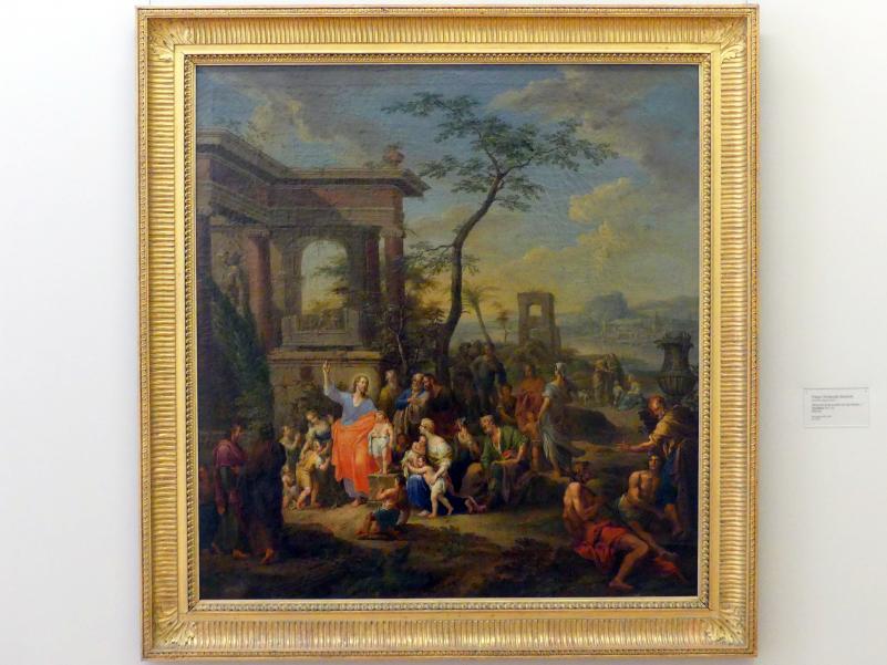 """Franz Christoph Janneck: """"Wenn ihr nicht werdet wie die Kinder ..."""" (Matthäus 18, 1-3), 1730 - 1750"""