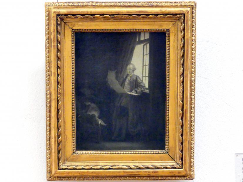 Jean-Baptiste Greuze: Claude-Henri Watelet, 1764