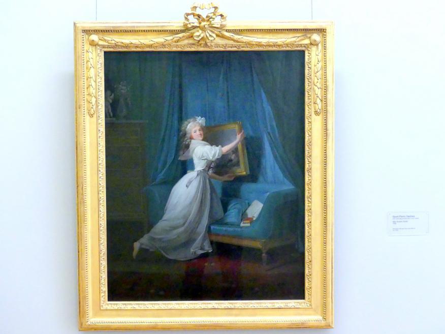 Henri-Pierre Danloux: Mlle Rosalie Duthé, 1792