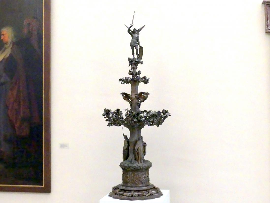 Karl August Siebenpfeiffer: Die deutsche Eiche, 1859 - 1862