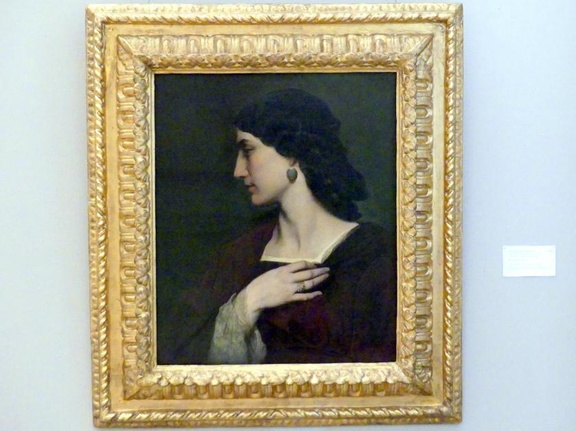 Anselm Feuerbach: Nanna Risi, 1861