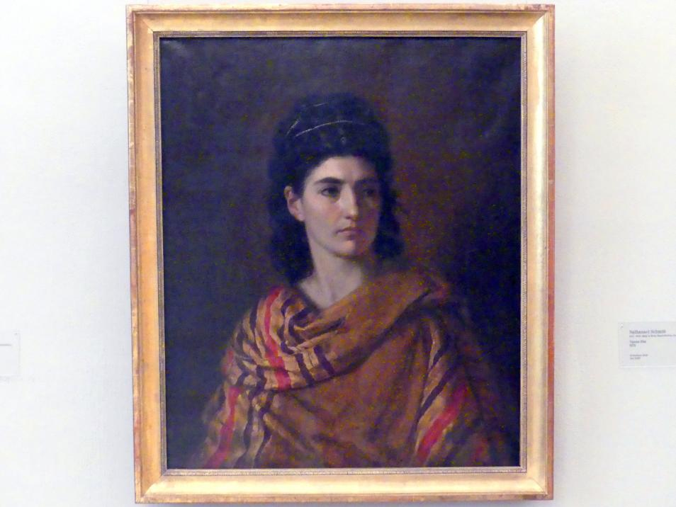 Nathanael Schmitt: Nanna Risi, 1874