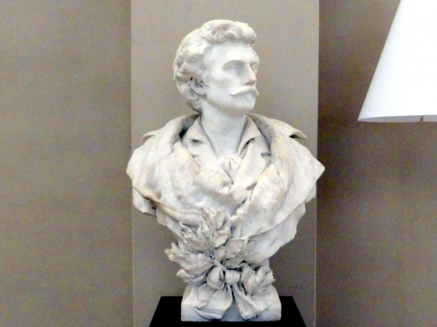 Heinrich Weltring: Der Maler Anselm Feuerbach (1829-1880), 1895