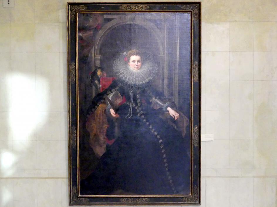 Peter Paul Rubens: Marchesa Veronica Spinola Doria, 1607