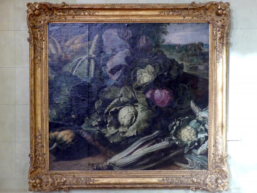 Frans Snyders: Stillleben mit Feldfrüchten (Allegorie der Erde?), um 1610