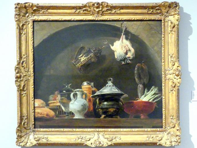 Frans Snyders: Küchenstillleben, um 1630