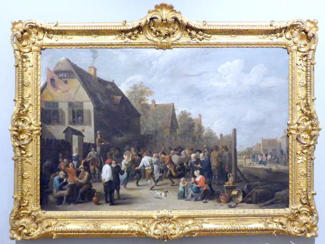 David Teniers der Jüngere: Dorffest, 1648