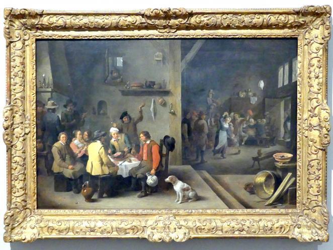 David Teniers der Jüngere: In der Schenke, 1648