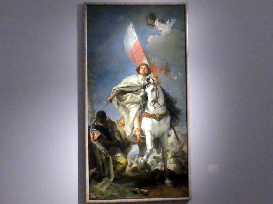 Giovanni Battista Tiepolo: Der heilige Jakobus der Ältere, 1749 - 1750