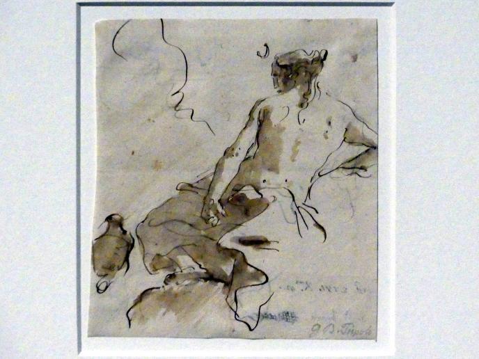 Giovanni Battista Tiepolo: Diana, 1756 - 1757
