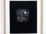Gego (Gertrud Louise Goldschmidt): Schwarz (Tamarind 963), 1963