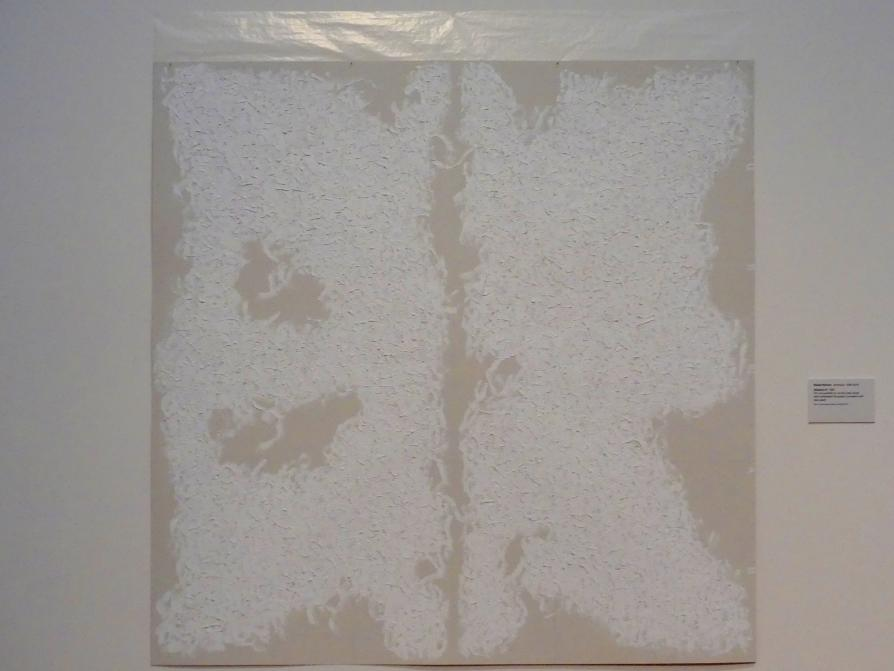 Robert Ryman: Versions IV, 1992