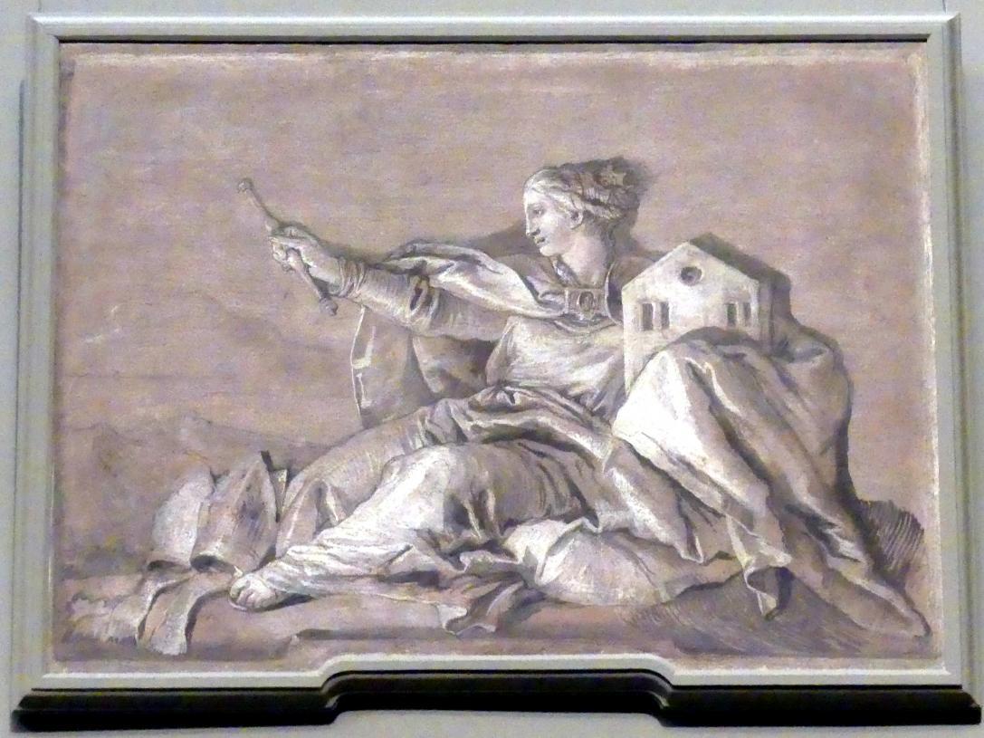 Giovanni Battista Tiepolo: Europa, Undatiert