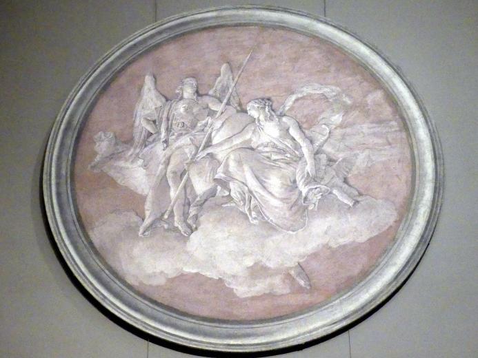 Giovanni Battista Tiepolo: Tugend und Fülle, 1760