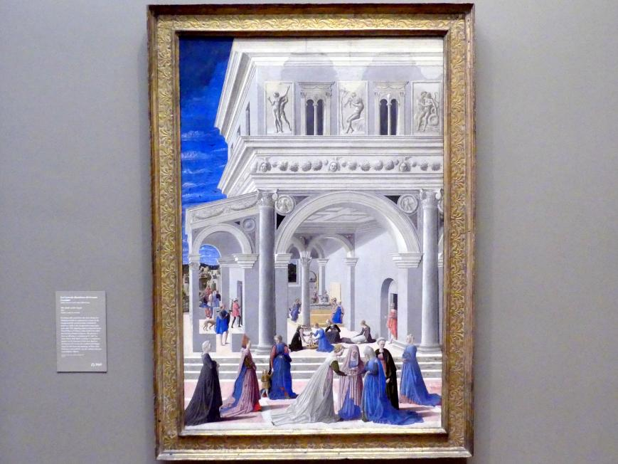 Fra Carnevale: Mariä Geburt, 1467
