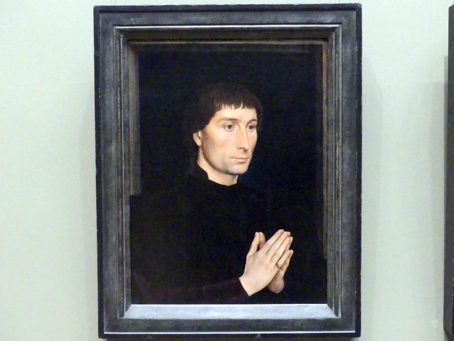 Hans Memling: Tommaso di Folco Portinari (1428-1501), um 1470