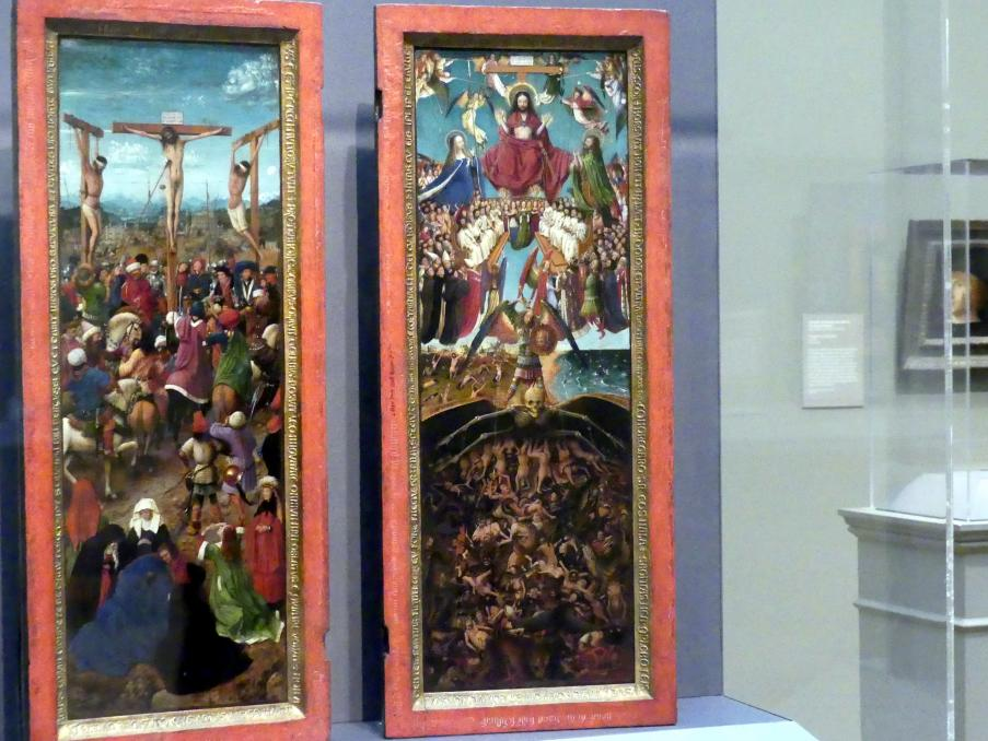 Jan van Eyck: Jüngste Gericht, um 1440 - 1441