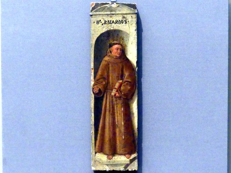 Colantonio (Niccolò Antonio ): Bruder Leonhard von Assisi, um 1450