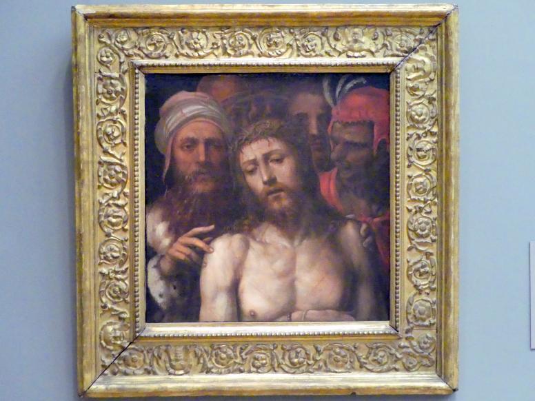 Il Sodoma (Giovanni Antonio Bazzi): Pilatus zeigt Christus dem Volke (Ecce Homo), um 1540 - 1549