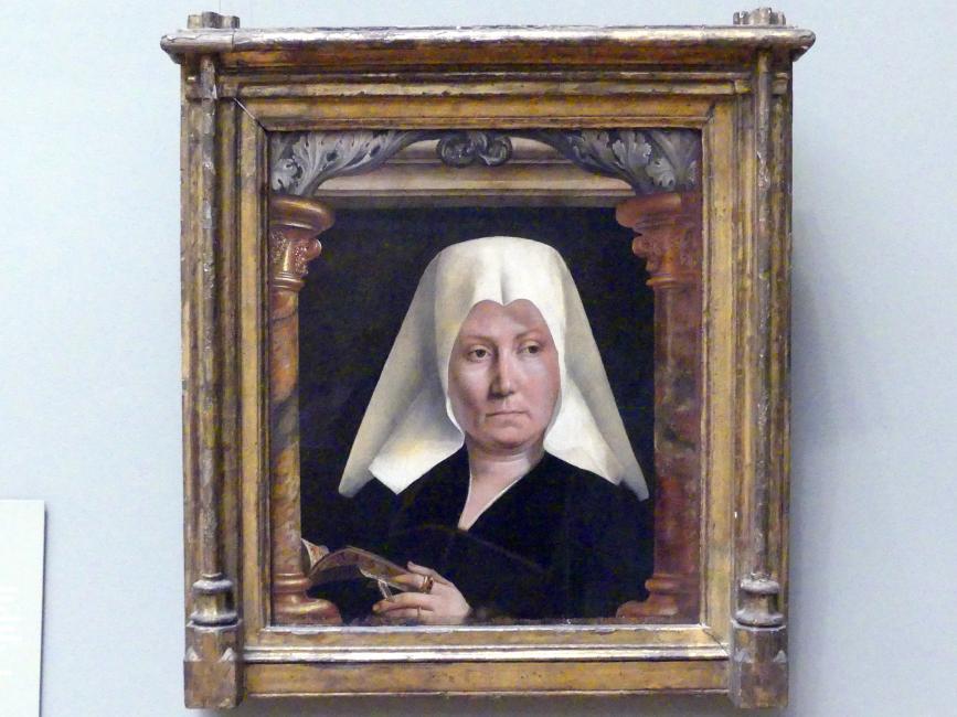 Quinten Massys: Porträt einer Frau, um 1520
