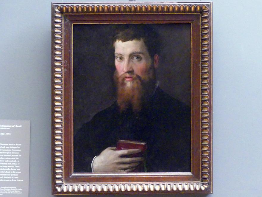 Francesco Salviati: Carlo Rimbotti (1518-1591), 1548