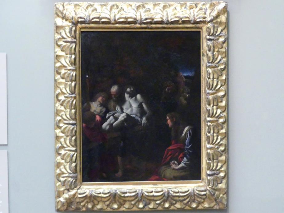 Annibale Carracci: Grablegung Christi, 1595