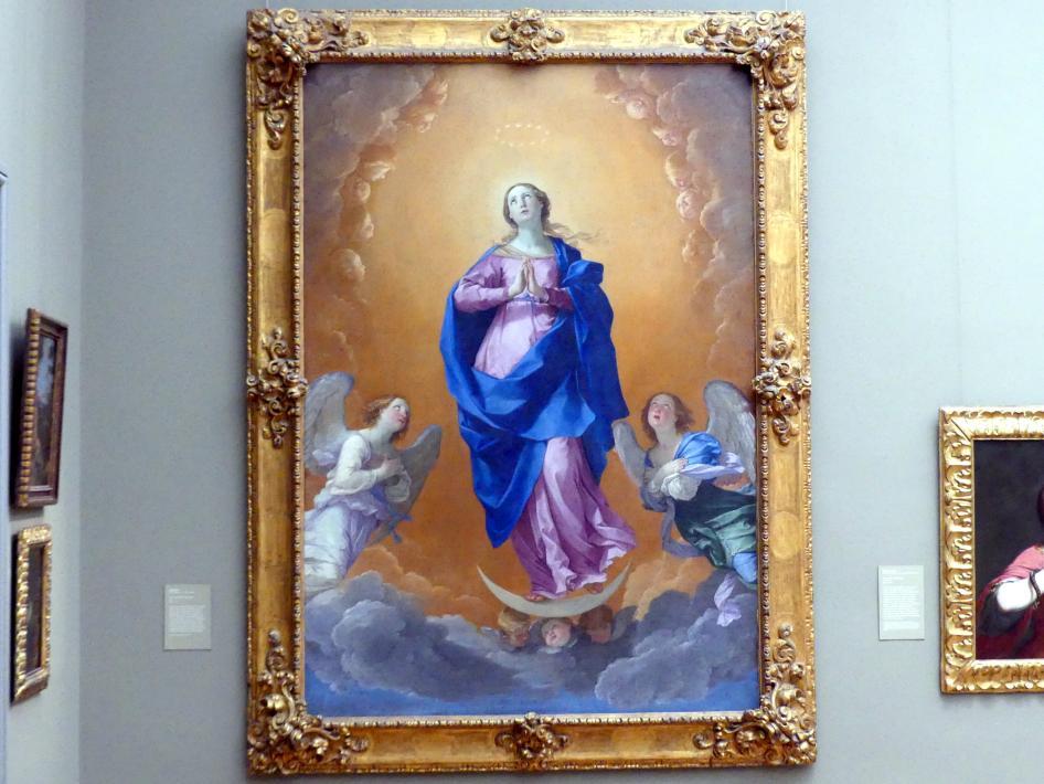Guido Reni: Maria Immaculata, 1627