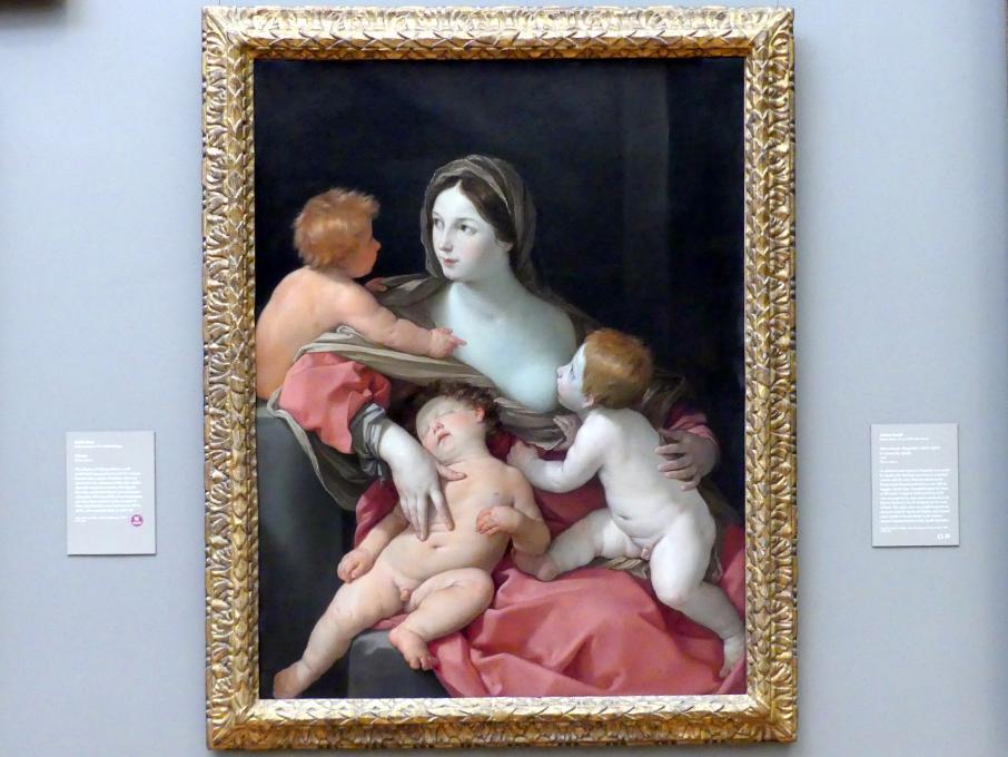 Guido Reni: Allegorie der Nächstenliebe, Undatiert