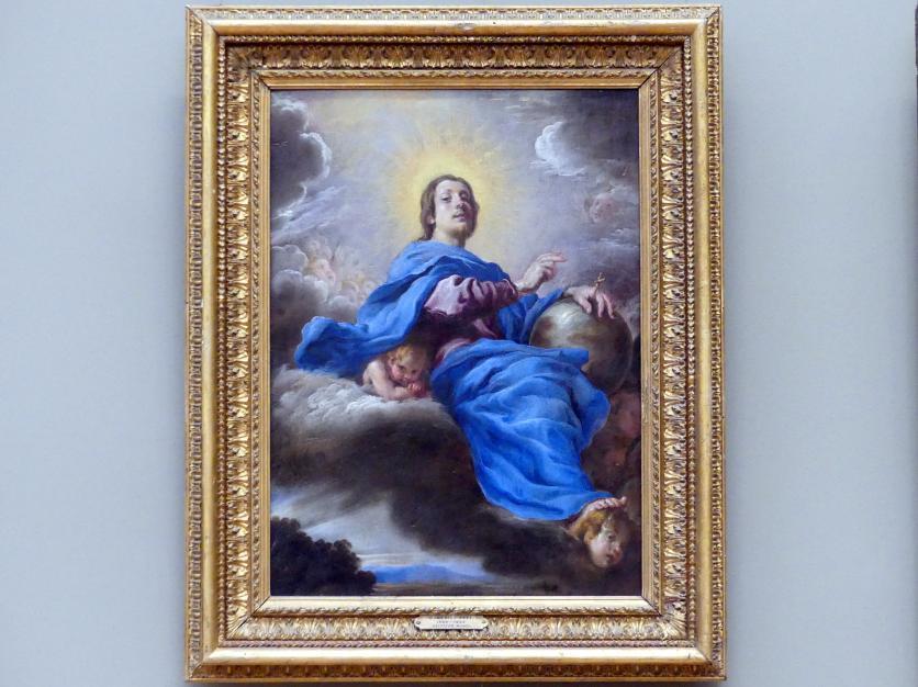 Domenico Fetti: Salvator Mundi, um 1622 - 1623