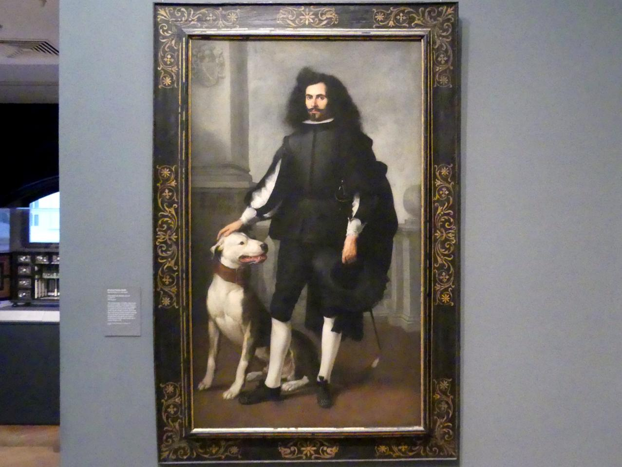 Bartolomé Esteban Murillo: Don Andrés de Andrade y la Cal, um 1665 - 1672
