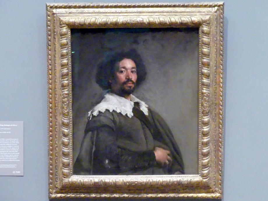 Diego Rodríguez de Silva y Velázquez: Juan de Pareja (1606-1670), 1650