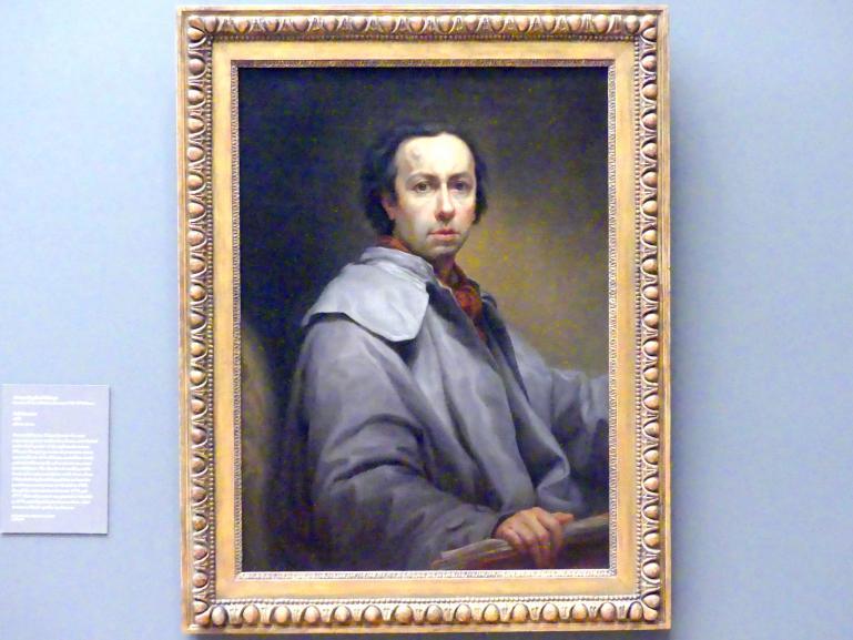 Anton Raphael Mengs: Selbstporträt, 1776
