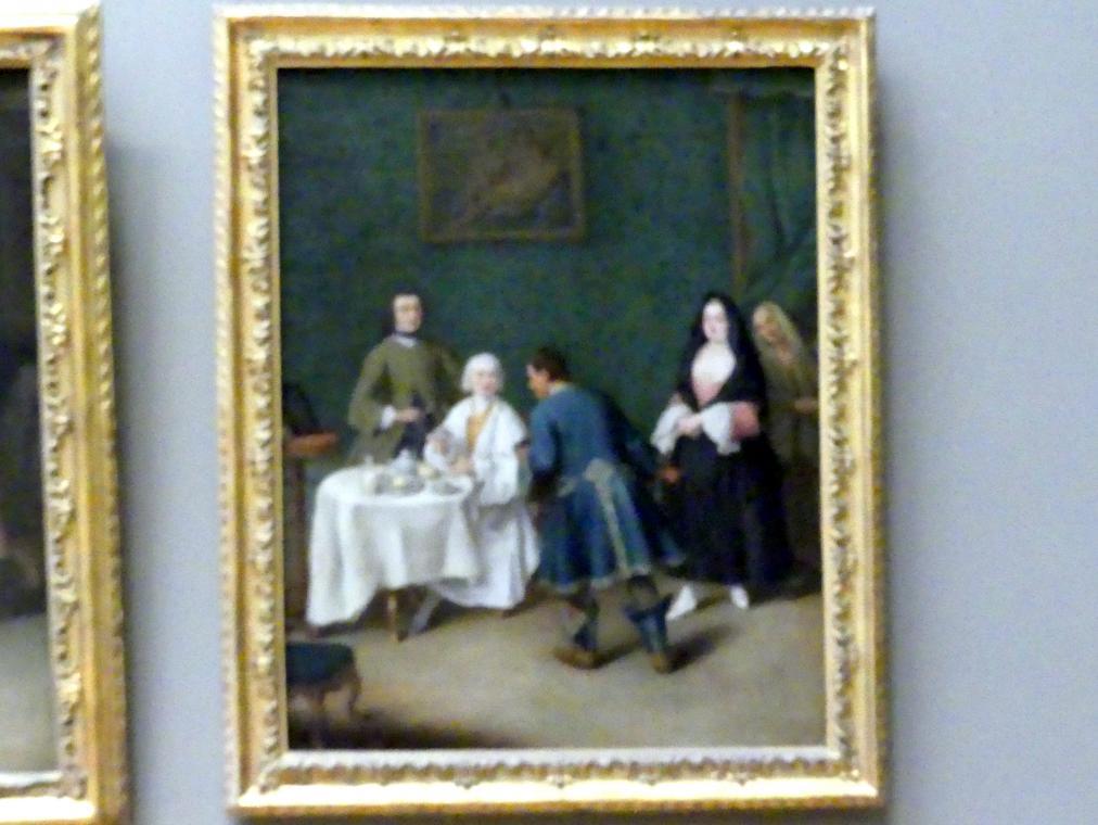 Pietro Longhi: Die Versuchung, 1746
