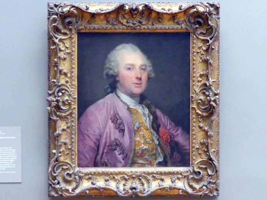 Jean-Baptiste Greuze: Charles Claude de Flahaut (1730-1809), Comte d'Angiviller, 1763