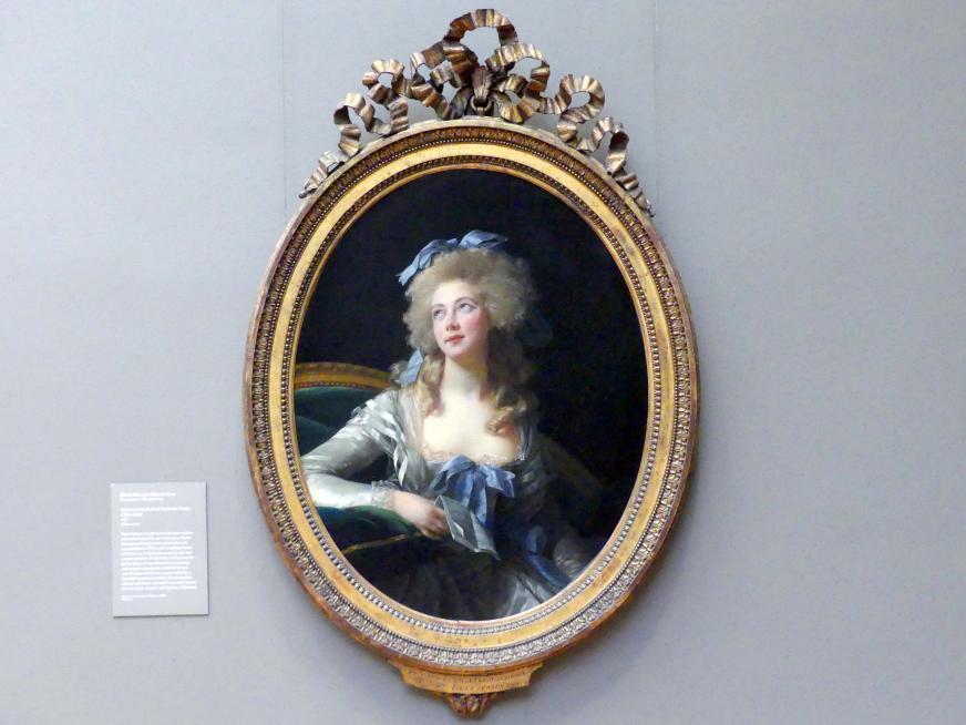 Élisabeth Vigée-Lebrun: Madame Grand (Noël Catherine Vorlée, 1761–1835), 1783